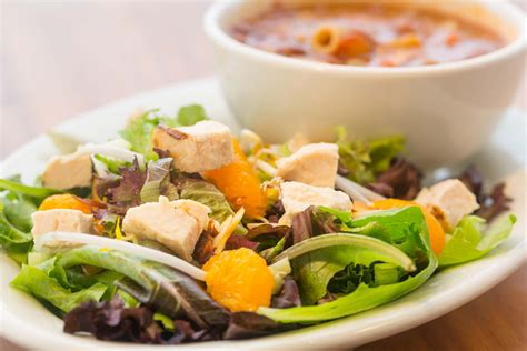soup and salad dinner starters 171 vips restaurant