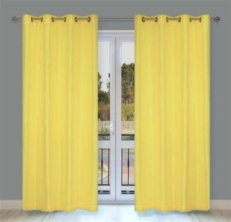 Yellow Faux Silk Curtains Yellow Faux Silk Curtains Faux Silk Yellow Curtains Best Curtains Design 2016 Window Elements