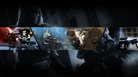 sniper youtube sniper themed channel art 1080p hd youtube