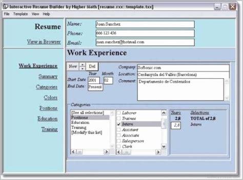 Free Resume Builder App by Free Resume Builder App Resume Resume Exles 73pyrowz51