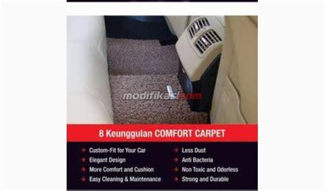 Harga Karpet Comfort Alphard karpet comfort premium khusus toyota alphard dan vellfire