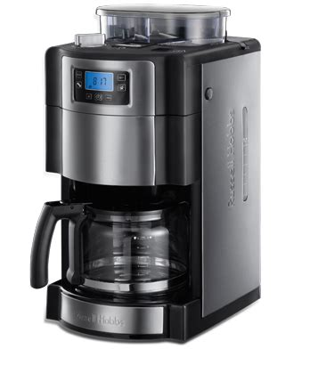 Russell Hobbs 20060 56 Allure Grind and Brew Coffee Maker