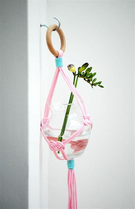 Macrame Crafts - 30 lovely macrame diy crafts