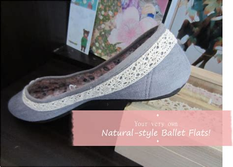 diy ballet shoes the late bloomer craft style diy lace trim