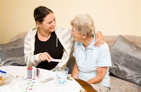 our caregivers reliable home care agency