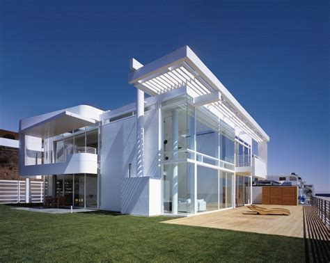 southern architects southern california beach house richard meier partners