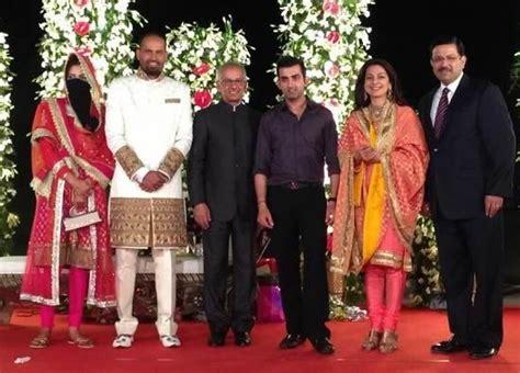 Wedding Album Designing In Kolkata by Yusuf Pathan And Afreen S Wedding Reception Dawat E