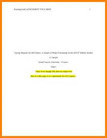title page in apa format template 8 exle title page apa resume sections