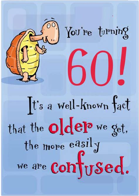 60th Birthday Card Wishes
