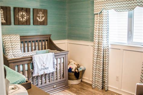 Nursery Decor Ideas For Baby Boy S Coastal Inspired Nursery Project Nursery