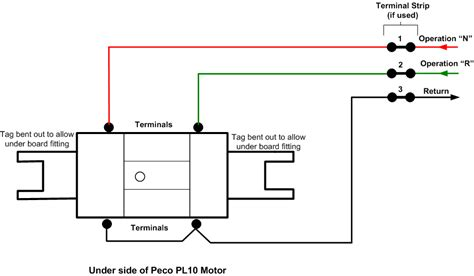 how to wire peco switch machines model railroader