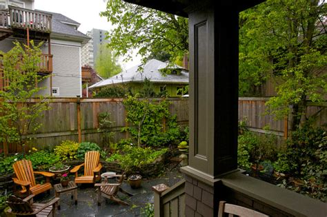 backyards inc sullivans gulch kitchen traditional patio portland