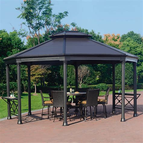 costco gazebo gazebo design interesting patio gazebo costco gazebo