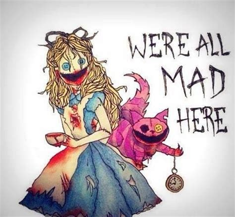 alice in wonderland creepypasta pinterest awesome