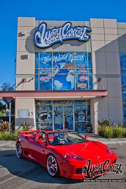 sriracha car west coast customs 64 best west coast customs images on pinterest