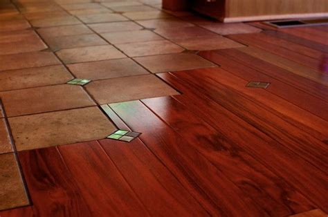 tile to wood transition interior traditional wonderful cool amazing tile