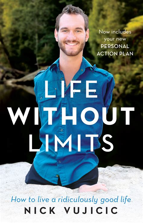 nick vujicic biography book life without limits better reading