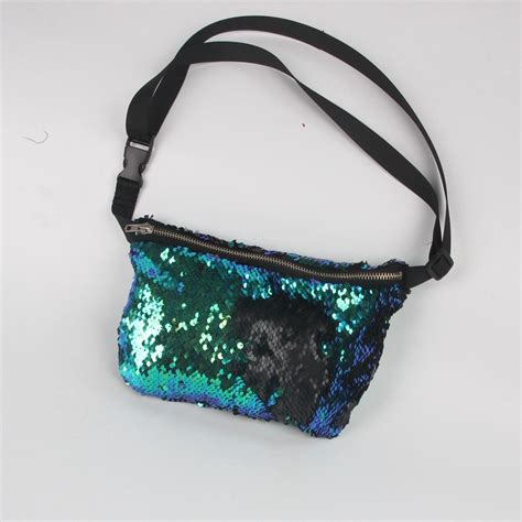 Import Tas Backpack Mermaid Size M sequins bags outdoor sports casual color sequins bag high quality ebay
