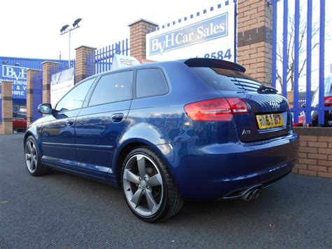 Audi A3 Manual by Audi A3 2 0 Sportback Tdi S Line Se 5dr Manual For Sale In