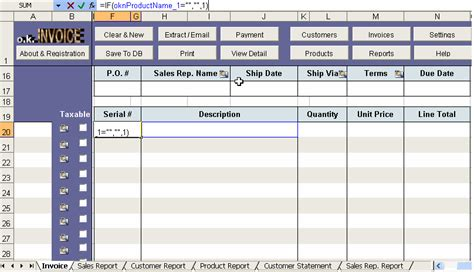 excel invoice template with database 11 excel invoice template with database thistulsa