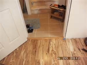 laminate flooring transition laminate flooring tile