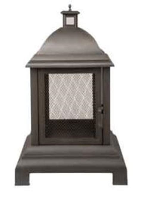 deckmate outdoor fireplace deckmate corona outdoor chimenea fireplace