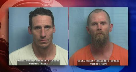 Wyoming Warrant Search Two With Wyoming Warrants Attempting To Flee Arrested Mylocalradio