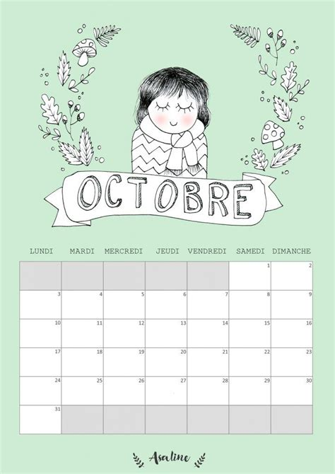 calendrier doodle calendar 25 best ideas about calendrier gratuit 2016 on