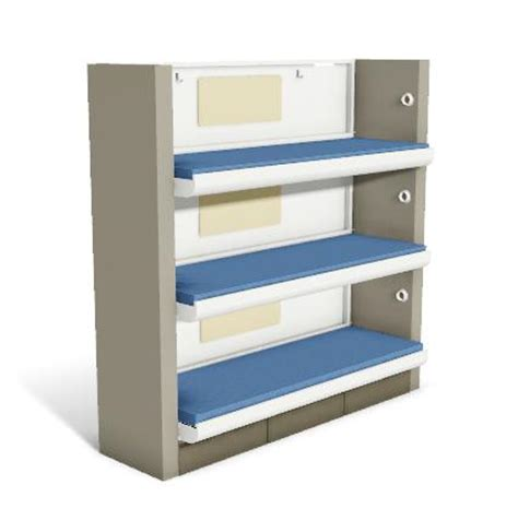 Three Tier Fixed Bunk Varivane Tier Bunk Beds