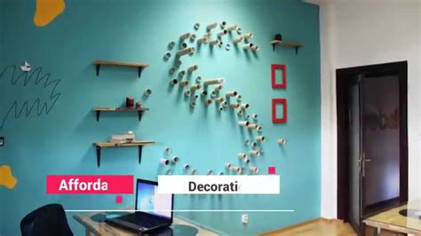 how to decorate wall at home creative ways to decorate your bedroom walls youtube