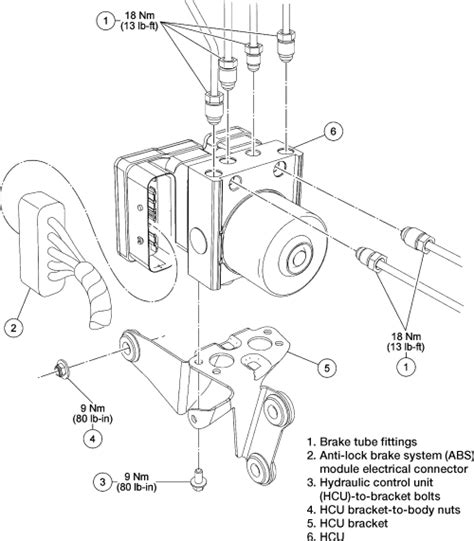 service manual repair anti lock braking 2006 ford e 350