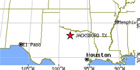 jacksboro texas map jacksboro texas tx population data races housing economy