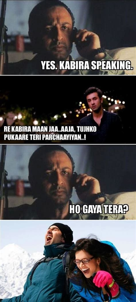 Indian Song Meme - 12 iconic bollywood movie scenes converted into hilarious