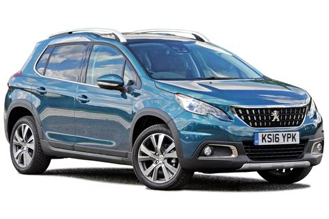 peugeot 2008 crossover peugeot 2008 suv review carbuyer