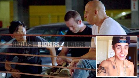fast and furious 8 with justin bieber justin bieber will play paul walkers role in fast furious 7