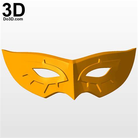 Print Mask 3d printable model persona 5 masks print file formats