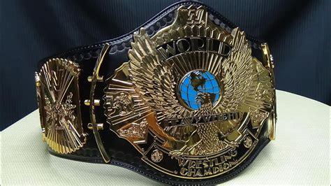 wwfwwe winged eagle championship title replica emgos