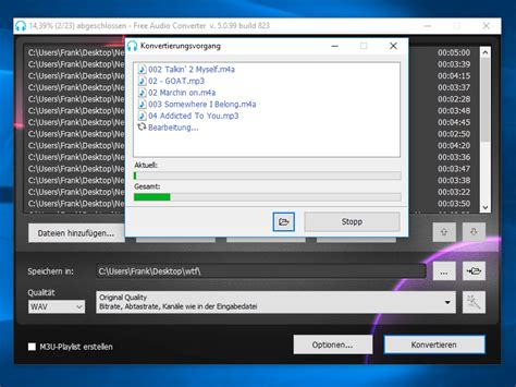 the best audio converter free audio converter