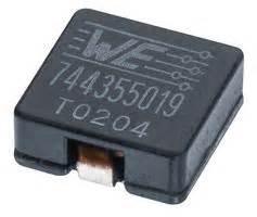 inductor 22uh 5a wurth elektronik 7443551221 hci inductor 22uh 24 70mohm