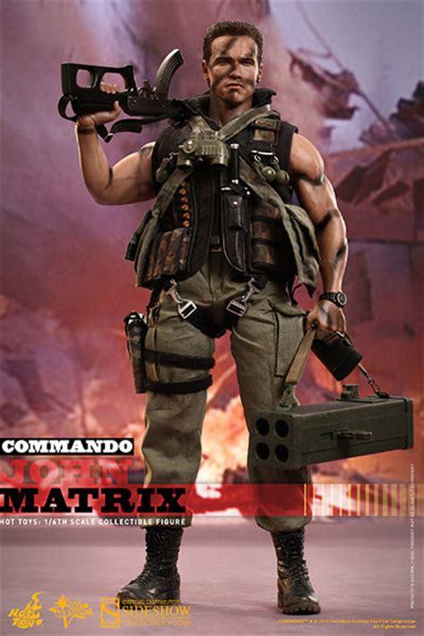 1 6 Scale Toys Mms276 Commando Matrix Combat Boots new toys release arnold schwarzenegger as