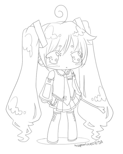 chibi coloring pages free chibi miku coloring pages www imgkid com the image kid