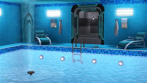 Tas Pool Membership tardis in the sims 3 pool by anastasiyakosenko on deviantart