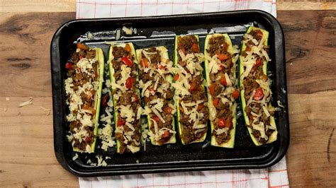 taco boats in oven taco stuffed peppers tasty recipes recipestasty