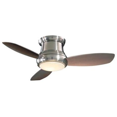 44 minka concept ii brushed nickel hugger ceiling fan 7 best small hugger ceiling fans images on