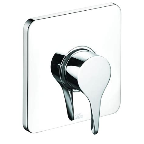kit de hansgrohe hansgrohe s pressure balance 1 handle valve trim kit in chrome valve not included 04233000