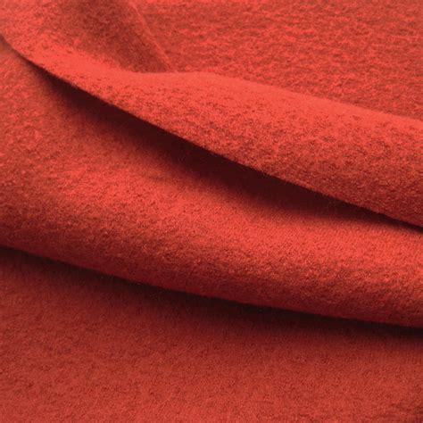 wool crafts for organic boiled wool fabric siebenblau shop for