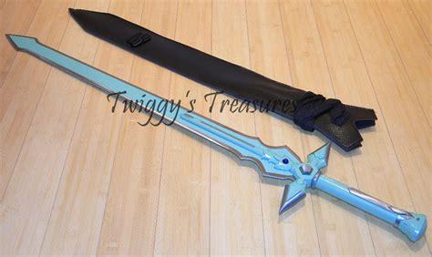 sale noken as kawahara blade k1 sword kirito kirigaya kazuto white sword