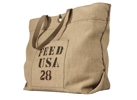 Feed Bag by Target And Feed Partner On Exclusive Collection To Fight