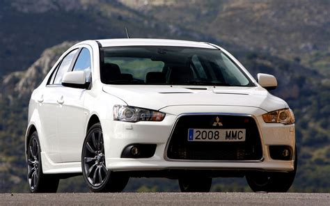 ralliart wallpaper mitsubishi lancer sports car wallpapers and technical car