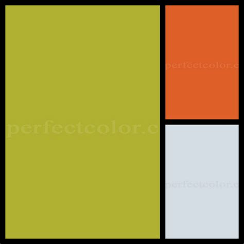 a quot margarita quot color combination based on paint colors named tequila lime orange liqueur and